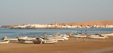 Oman private geführte Rundreise Fahrer