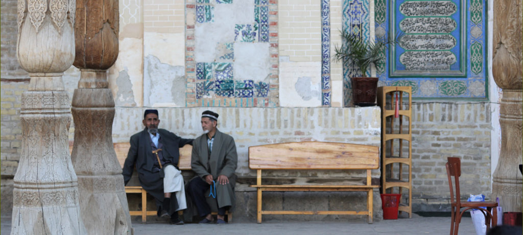 Reise Usbekistan Buchara