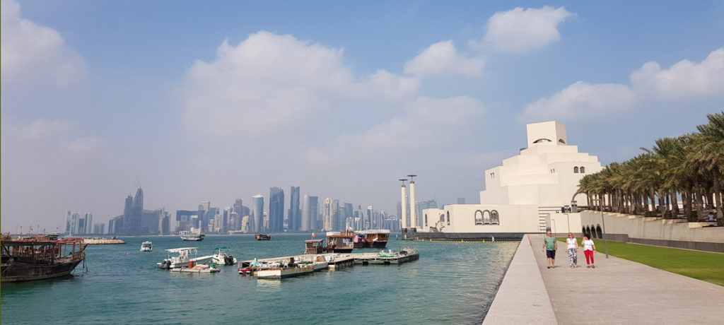 Reise Qatar Doha