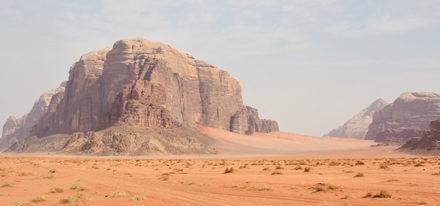 Jordanien Reise Wadi Rum