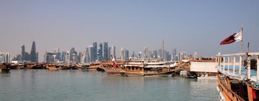 Katar Qatar Reise Doha