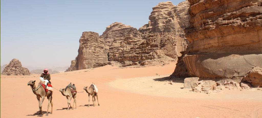 Rundreise Jordanien Wadi Rum