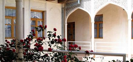 Emir Hotel Buchara Usbekistan