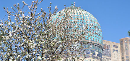 Gur Emir Samarkand Usbekistan Rundreise