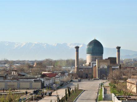Gur Emir Samarkand Usbekistan