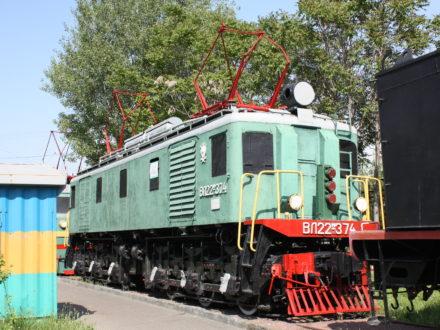 Lokomotiven Eisenbahn Usbekistan Museum