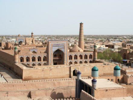 Chiwa Usbekistan Privatreise Rundreise