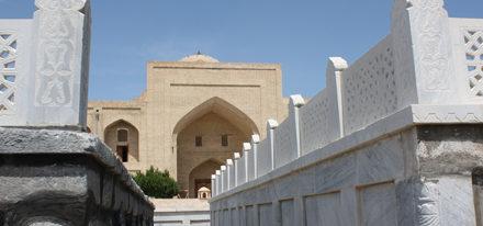 Naqshband Buchara Usbekistan Rundreise