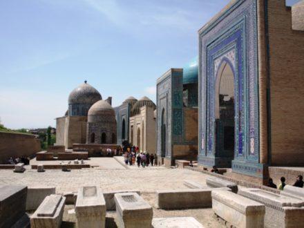 Shahizinda Samarkand