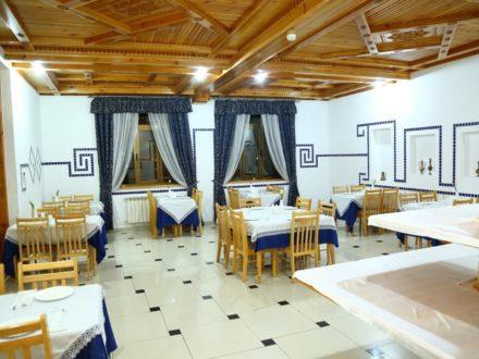 Restaurant Malika Prime Hotel Samarkand Usbekistan