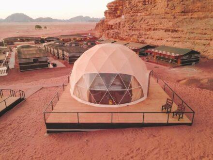 Bungalow Hasan Zawaideh Camp Wadi Rum