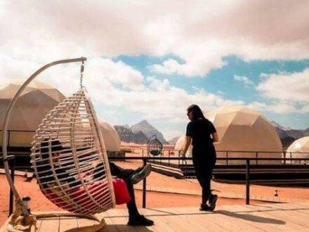 Hasan Zawaideh Camp Wadi Rum