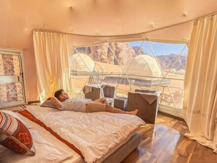 Zimmer Hasan Zawaideh Camp Wadi Rum